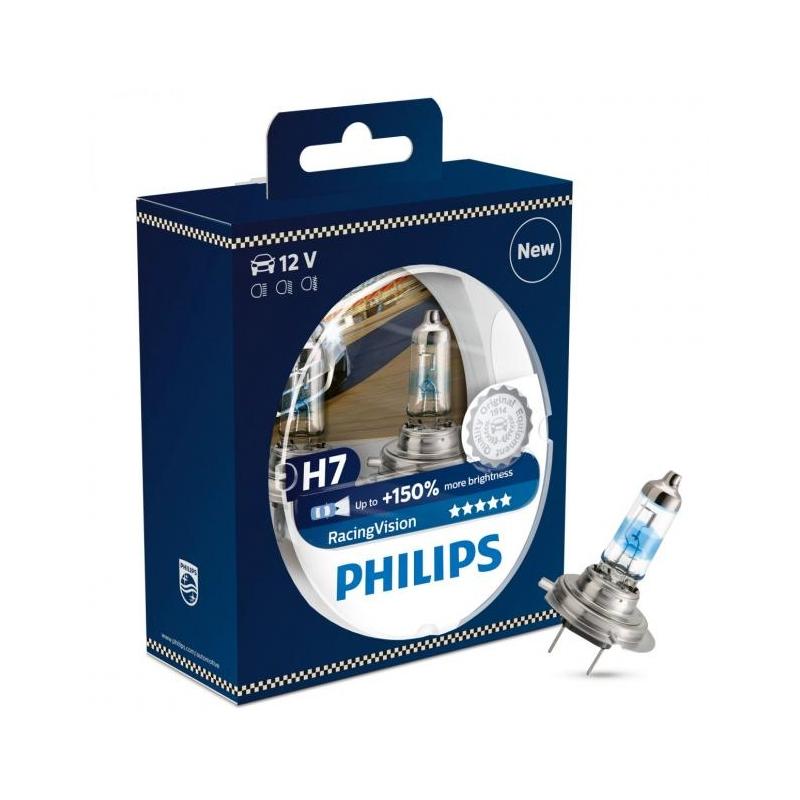 philips 12v h7 racing vision 0 fazla i ik. Black Bedroom Furniture Sets. Home Design Ideas